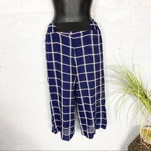 Anthropologie Cropped Pants